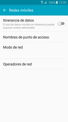 Samsung Galaxy S6 - Mensajería - Configurar el equipo para mensajes multimedia - Paso 5