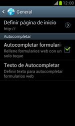 Samsung S7560 Galaxy Trend - Internet - Configurar Internet - Paso 26