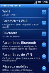 Sony Ericsson Xperia X8 - Mms - Configuration manuelle - Étape 5