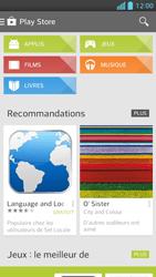 LG Optimus F5 - Applications - Télécharger une application - Étape 4