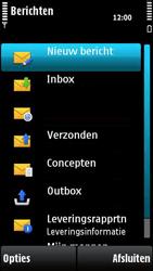 Nokia X6-00 - MMS - afbeeldingen verzenden - Stap 3
