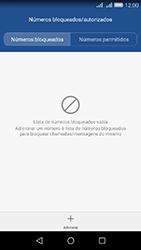Huawei Y6 - Chamadas - Como bloquear chamadas de um número -  7