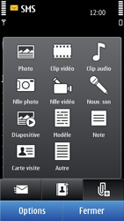 Nokia C7-00 - MMS - envoi d'images - Étape 8