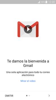 Samsung N910F Galaxy Note 4 - E-mail - Configurar Gmail - Paso 5
