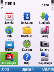 Nokia C5-00 - Buitenland - Bellen, sms en internet - Stap 3