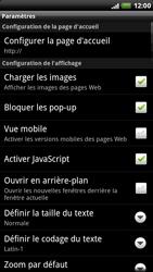 HTC X515m EVO 3D - Internet - configuration manuelle - Étape 15