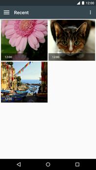 Google Nexus 6 - MMS - hoe te versturen - Stap 11
