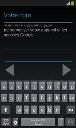Samsung Galaxy Ace 3 - Premiers pas - Créer un compte - Étape 13