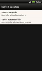HTC C525u One SV - Network - Usage across the border - Step 6
