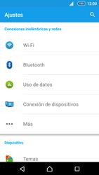 Sony Xperia Z5 Compact - Bluetooth - Conectar dispositivos a través de Bluetooth - Paso 4