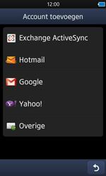 Samsung S8600 Wave 3 - E-mail - e-mail instellen: IMAP (aanbevolen) - Stap 5