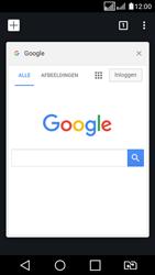 LG K4 (2017) (LG-M160) - Internet - Hoe te internetten - Stap 14