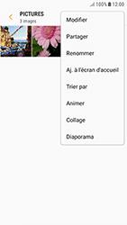 Samsung Galaxy J3 (2017) - Photos, vidéos, musique - Envoyer une photo via Bluetooth - Étape 8