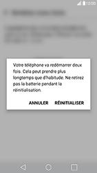 LG H840 G5 SE - Device maintenance - Retour aux réglages usine - Étape 10