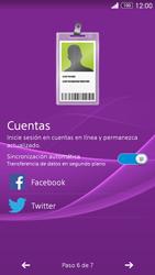 Sony Xperia Z3 - Primeros pasos - Activar el equipo - Paso 11