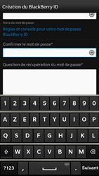 BlackBerry Z30 - Applications - Télécharger des applications - Étape 7