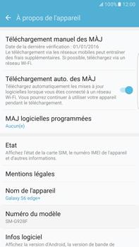Samsung Samsung G928 Galaxy S6 Edge + (Android M) - Appareil - Mises à jour - Étape 6