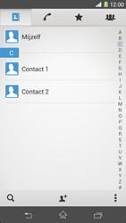 Sony Xperia Z1 4G (C6903) - Contacten en data - Contacten kopiëren van SIM naar toestel - Stap 5