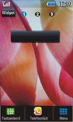 Samsung S5620 Monte - Internet - automatisch instellen - Stap 2