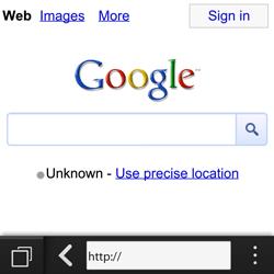 BlackBerry Q5 - Internet - Internet browsing - Step 10