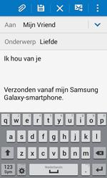 Samsung G357 Galaxy Ace 4 - E-mail - hoe te versturen - Stap 10