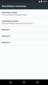 Huawei Nexus 6P - Netwerk - gebruik in het buitenland - Stap 10