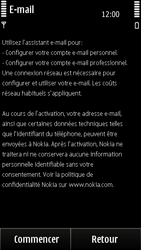 Nokia E7-00 - E-mail - Configuration manuelle - Étape 6