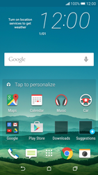 HTC Desire 626 - Internet - Disable mobile data - Step 1