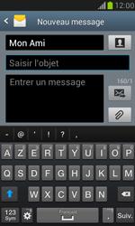 Samsung Galaxy S3 Mini - Contact, Appels, SMS/MMS - Envoyer un MMS - Étape 10