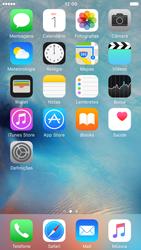 Apple iPhone 6 iOS 9 - Email - Configurar a conta de Email -  3