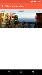 HTC Desire 820 - Contact, Appels, SMS/MMS - Envoyer un MMS - Étape 16