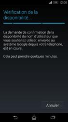 Sony Xpéria Z3 - Premiers pas - Créer un compte - Étape 15