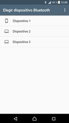 Sony Xperia X - Bluetooth - Transferir archivos a través de Bluetooth - Paso 14