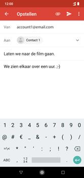 Xiaomi mi-a2-lite-dual-sim-m1805d1sg - E-mail - Bericht met attachment versturen - Stap 9