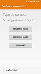 ZTE Blade V8 - E-mail - Configuration manuelle - Étape 9