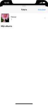 Apple iPhone XR - iOS 13 - E-mail - Bericht met attachment versturen - Stap 12