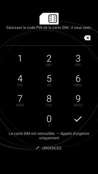 Sony Xperia XA1 Plus - Device maintenance - Effectuer une réinitialisation logicielle - Étape 4