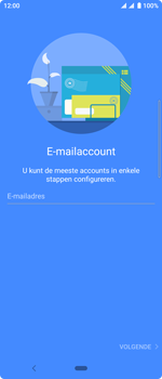 Sony xperia-10-I4113 - E-mail - Account instellen (POP3 met SMTP-verificatie) - Stap 6