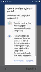 Samsung Galaxy S6 Edge - Primeiros passos - Como ligar o telemóvel pela primeira vez -  10