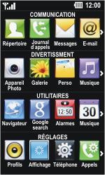 LG GD510 Pop - MMS - Envoi d