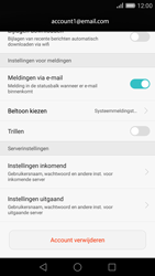 Huawei P8 (Model GRA-L09) - E-mail - Instellingen KPNMail controleren - Stap 9