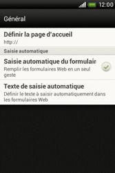 HTC A320e Desire C - Internet - Configuration manuelle - Étape 19