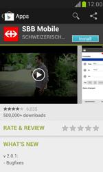 Samsung I8190 Galaxy S III Mini - Applications - Download apps - Step 22