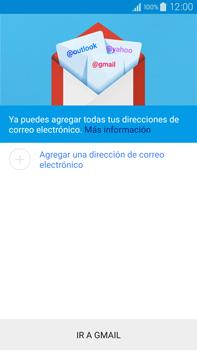 Samsung N910F Galaxy Note 4 - E-mail - Configurar Gmail - Paso 6