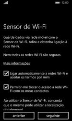 Microsoft Lumia 435 - Primeiros passos - Como ligar o telemóvel pela primeira vez -  11