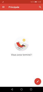Huawei P20 Lite - E-mail - Configuration manuelle (gmail) - Étape 6