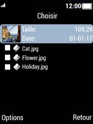 Crosscall Spider X5 - Photos, vidéos, musique - Envoyer une photo via Bluetooth - Étape 9
