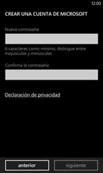 Nokia Lumia 520 - Primeros pasos - Activar el equipo - Paso 19