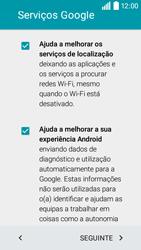 LG Y50 / LEON - Primeiros passos - Como ligar o telemóvel pela primeira vez -  12