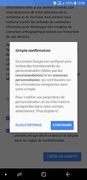 Samsung Galaxy A6 - Applications - Créer un compte - Étape 16